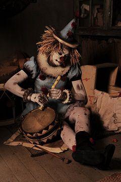 clown von Menno Binsma