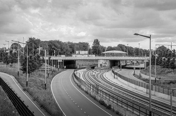 IJtunnel sur Hugo Lingeman