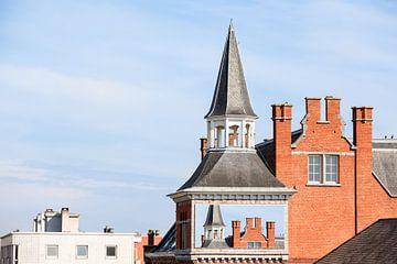 Toren in Gent van Marcel Derweduwen