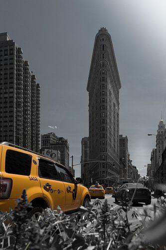 Flatiron Building     New York van Kurt Krause