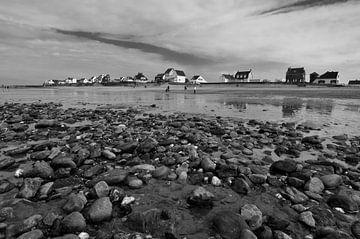 Strand bij Audresselles von Ruud van der Lubben