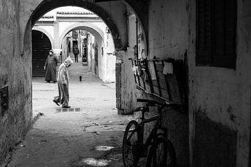 Straatfotografie in Marokko van Ellis Peeters
