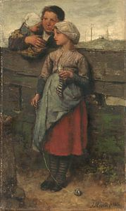 Dorfbewohner, Jacob Maris