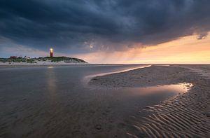 Leuchtturm Texel von Raoul Baart