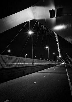 In de duisternis van Jeffrey Van Zandbeek