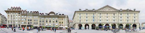 Der Kornhausplatz in der Berner Altstadt