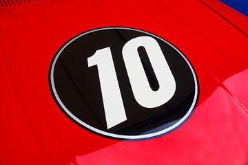 Racing No.10 van Theodor Decker