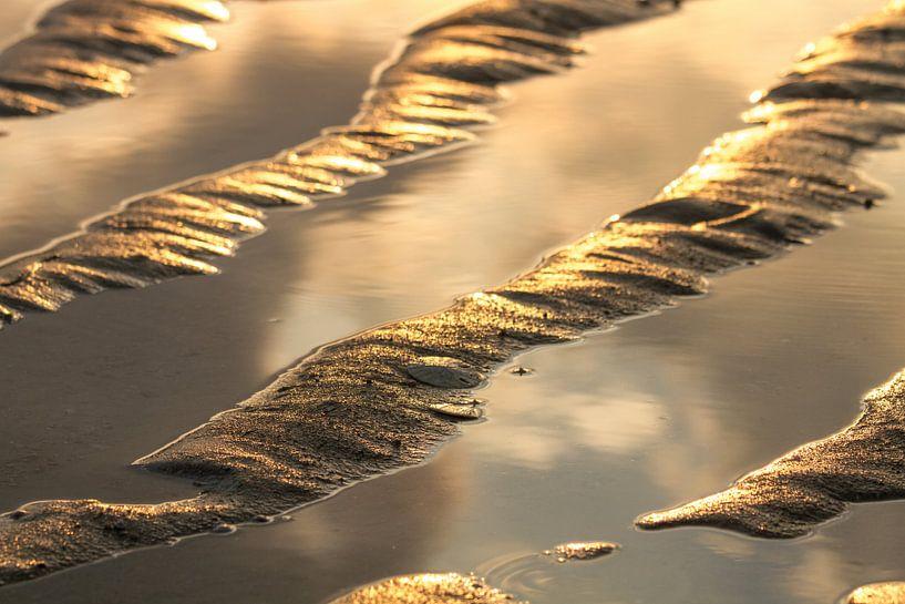 Goldener Strand von Levent Weber