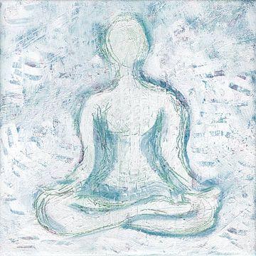 Yogi in koelte van ART Eva Maria