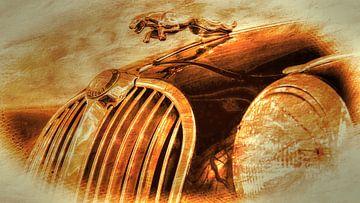 Jaguar Leaper von Ted Sluymer