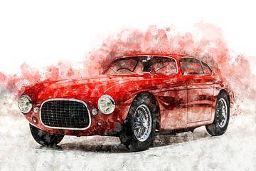 Ferrari 330 GT Speciale von Theodor Decker