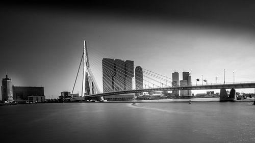 Erasmusbrug Rotterdam van Robbert Ladan