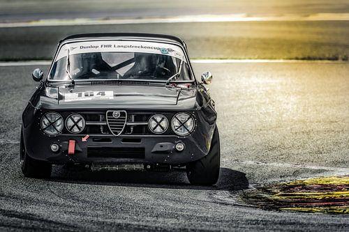 Alfa Romeo GTAm tijdens Youngtimerfestival Spa 2017