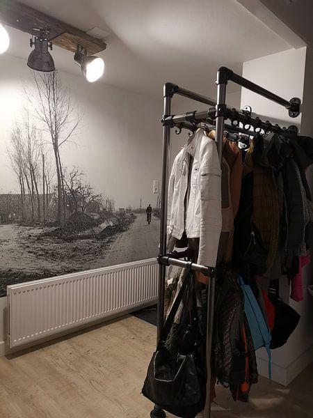 Klantfoto: Marieke van Rheenen van , op behang