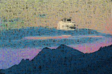 When the moon comes over the mountain von Judith Robben
