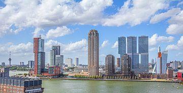 Rotterdam, Wilhelminapier van