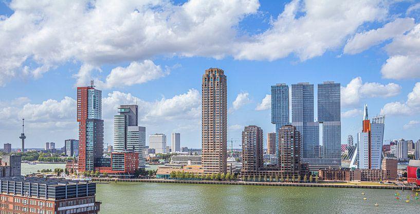 Rotterdam, Wilhelminapier van Teuni's Dreams of Reality