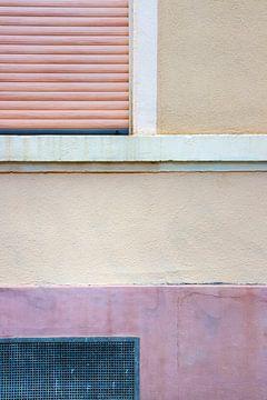 Auf der Straße | Reisefotografie | Pastell von ellenklikt