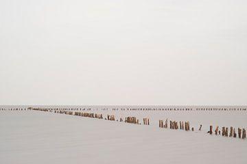 Schweigen III von Aline van Weert