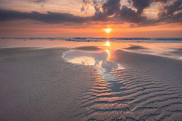 Letztes Sonnenlicht von Jurjen Veerman