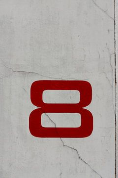 Nummer acht van