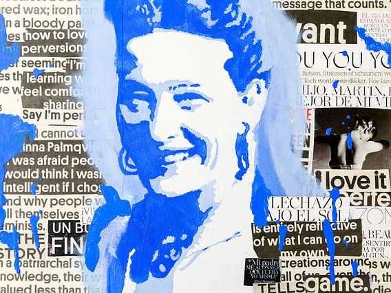 Simone de Beauvoir van Mouse and House