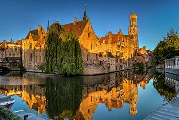 Reflections a Bruges sur Adelheid Smitt