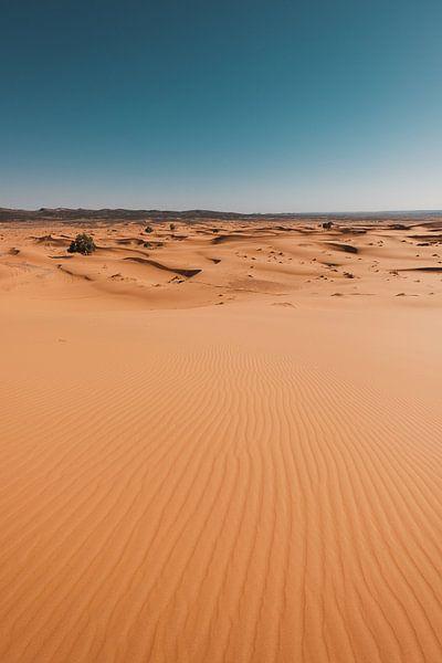 Marokko woestijn 2 von Andy Troy
