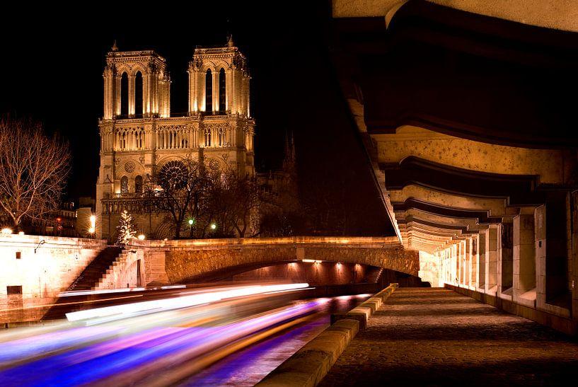 Notre Dame van Eriks Photoshop by Erik Heuver