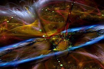 Fraktal Design Explosion van Markus Wegner