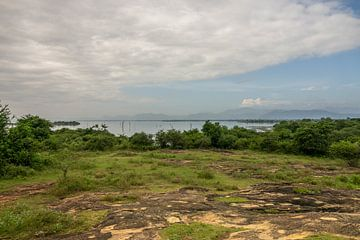 Landschaft Sri Lanka - Udawalawe von Nicole Nagtegaal