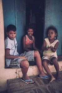 Kinderen van Camagüey (Cuba)