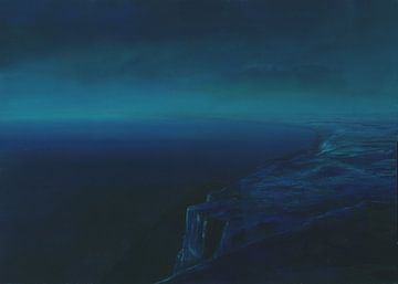 Blaue Küste von Silvian Sternhagel
