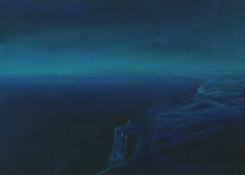 Blaue Küste van Silvian Sternhagel