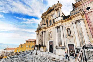 Basilique Saint Michel l'Archange sur Martine Affre Eisenlohr