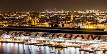 Amsterdam Central Station van