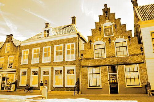 Vianen Utrecht Binnenstad Goud