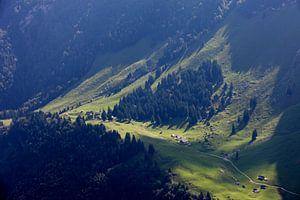 Licht in den Bergen von Jana Behr