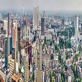 Rotterdam Extra Groß von Frans Blok
