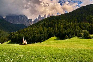 Dolomites - Saint Jean à Ranui sur