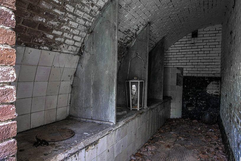Toiletten van Ans Bastiaanssen