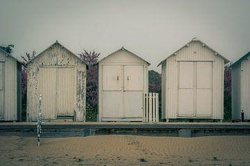 Maisons de plage sur Adri Vollenhouw