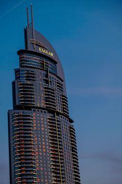 Emaar-Wolkenkratzer in Dubai von Edsard Keuning