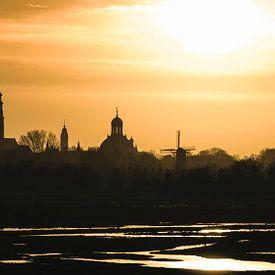 Middelburg Skyline van Thom Brouwer