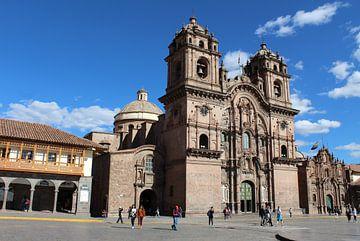 Kathedraal Peru van Martin van den Berg Mandy Steehouwer