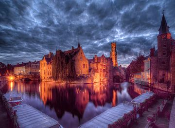 Dynamisch Brugge. van Jurgen Maassen