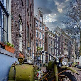 Harley-Davidson van Foto Amsterdam / Peter Bartelings