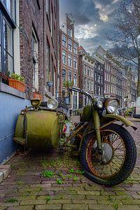 Harley-Davidson van FotoAmsterdam / Peter Bartelings
