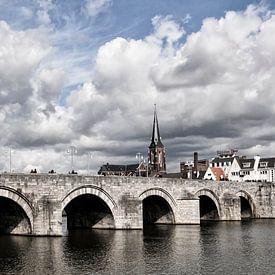 Pont Saint Servatius Maastricht sur Anouschka Hendriks