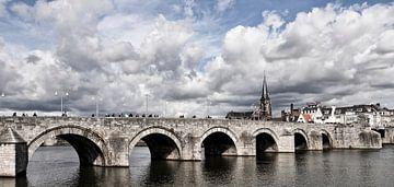 Sint Servaasbrug Maastricht van Anouschka Hendriks